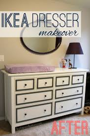 hack ikea furniture. IKEA Hack Dresser Makeover Ikea Furniture