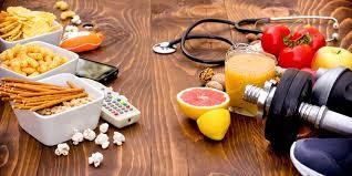 mantener una dieta saludable para perder peso