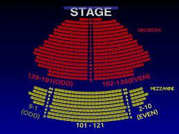 The Samuel J Friedman Theatre All Tickets Inc
