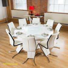 cute round seater dining table on white gloss lazy susan black z chairs at seat terrific