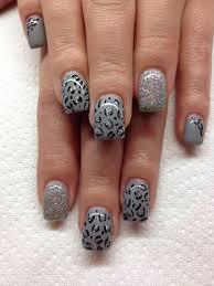 gel nail designs for fall 2014. gel nail designs for summer 2014 by melissa fox grey leopard fall a