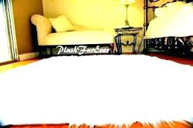 large white fur rug area faux pink sheepskin big rugs