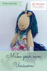 Unicorn Sewing Pattern Simple Design Inspiration