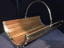wooden fire logs basket 3051859a jpg
