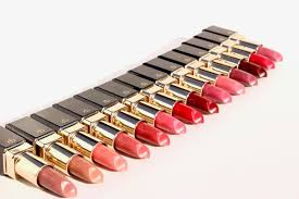 first look clé de peau beauté the lipstick makeup in the mounns