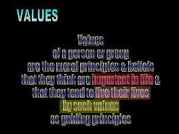 moral ethical values ou academic college s values
