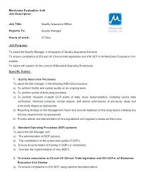 Quality Assurance Resume Objective Best Of Quality Assurance Manager Resume Sample S Kindredsoulsus