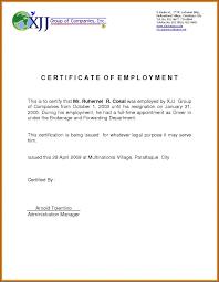Employment Certificate Template Magnificent Best Of 44 Employment Certificate Template Practicable Marevinho