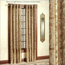 blackout curtain rod target window panels living room curtains in regarding x tension