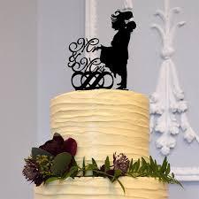 Romantic Wedding Cake Toppers Mr Mrs Groom Lifting Beautiful