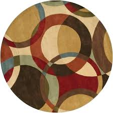 fantastic artistic weavers rugs and 8 ft round area rugs artistic weavers brown 8 ft round