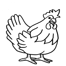 Minecraft Chicken Coloring Pages Cow And Life Cycle Baby Chick Robot