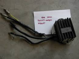 voltage regulator went poof ducati monster forums ducati also the wires that broke melted all the plastic rubber around their connection to the other wire which you can kind of see from the deformed white ends