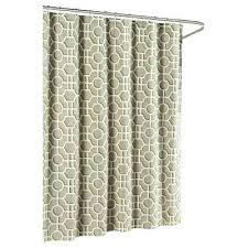 beige shower curtain cotton luxury in w x in l shower curtain in taupe beige shower curtain