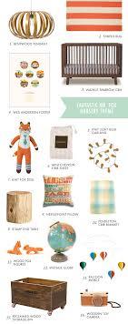 nursery decor idea fantastic mr fox