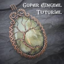 Wire Wrap Jewelry Patterns Amazing Design