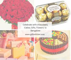 send birthday gift to bangalore we deliver birthday cake flower gift to