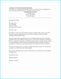 Sample Cover Letter For Mechanical Engineer Fresher Awesome Sample