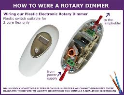 useful information for in line light switches switch how to wire a rotary dimmer