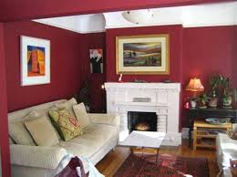 Small Picture Famed Deep Red Living Room Color Schemes Red Living Room Color