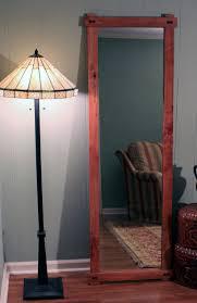 Rustic Full Length Wall Mirror
