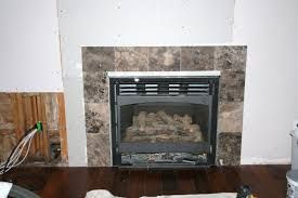 simple wednesday december with fireplace without mantle
