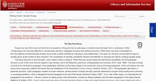 008 Writing2blibguide Essay Example How To Cite An Thatsnotus
