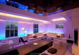 Mood Lighting Living Room Ruang Tamu Rumah Apartment Modern Furniture Design For Small
