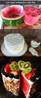 healthy watermelon cake great bbq idea ashley furniture home