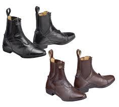harry hall kingsley italian leather paddock boots