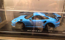 911 gt3 rs silver. item 3 spark 2015 porsche 911 (991) gt3 rs blue w/ display le of 500 1/18 scale. new! -spark gt3 rs silver