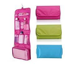 cloth rectangle bag cosmetic wall