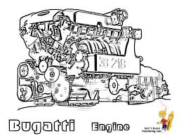 super fast cars coloring fast cars bugatti race car bugatti car engine coloring page at yescoloring