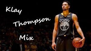 Klay Thompson Mix -
