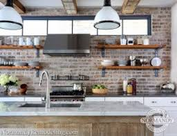 Open Shelving Pros and Cons Normandy Remodeling