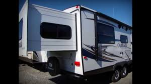 2016 keystone outback 230rs toy hauler travel trailer rv in pennsylvania you