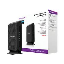 netgear docsis high speed wired gigabit cable modem cm netgearacircreg docsis 3 0 high speed wired gigabit cable modem cm600 100nas