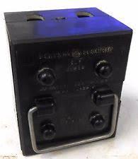 electrical fuse box general electric clf fuse box 30 amps 600 volts nema class j