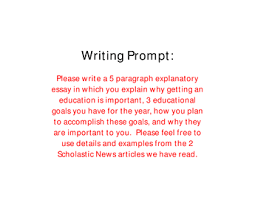 writing prompt importance of an education pptx betterlesson writing prompt importance of an education