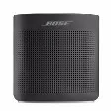 bose portable speaker. bose soundlink color bluetooth speaker ii - black portable
