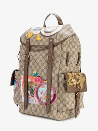 gucci backpack. gucci multi-patch gg supreme backpack 9