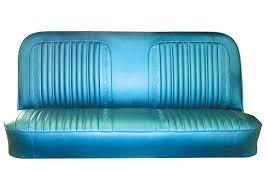 71 72 scroll pattern seat cover bucket