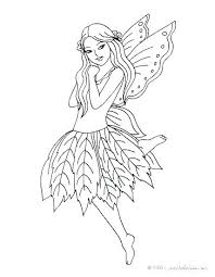 Free Fairy Coloring Pages To Print Fairy Color Sheets Free Printable