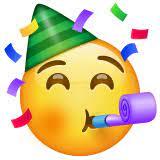 ? Faccina che festeggia Emoji — Significato, Copiare e Incollare, Combinazioni