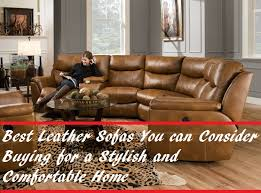 best leather sofa reviews for home
