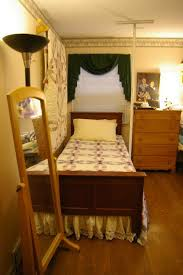 Another Customer made her room feel like home! Her hospital bed fit right  in!