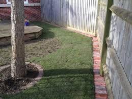 edging blocks brick block lawn edging edging blocks bunnings