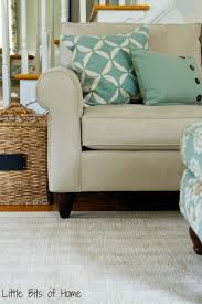 img heathered chenille jute rug natural living room makeover the saga durable and comfortable has more