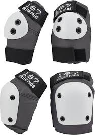 187 Killer Pads Knee And Elbow Combo Pack