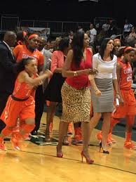 Clemson Audra Smith : women Clemson Clemson coach Audra Smith stylish  defeat CanesHoops MiamiWBB HeraldSports | Michelle Kaufman | Scoopnest